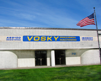 Vosky Front